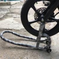 Standard Paddock stand standar depan padok pedok padock motor