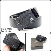 ikat pinggang pria CAKL SR101 import premium quality sabuk murah rail
