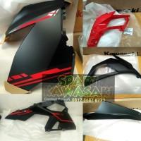 cover body fairing atas ninja 250 fi new 2018 Original Kawasaki
