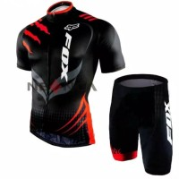 Jersey Sepeda Coolmax 3D Silicone