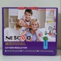 Regulator oksigen oxygen regulator nesco