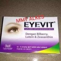 Eyevit vitamin mata /suplemen mata