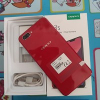 oppo a3s 2/16 second like new ori