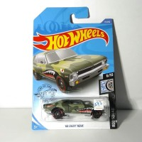 hot wheels 68 Chevy nova (2020)