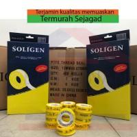 SEALTAPE PIPA / SEAL TAPE SOLIGEN / SELOTIP PIPA PVC SOLIGEN