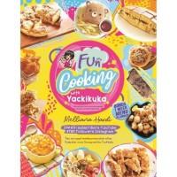 jagonya lapak buku Fun Cooking With Yackikuka silahkan belanja