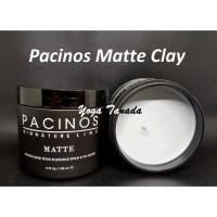 TERLARIS,,, POMADE PACINOS MATTE CLAY 4 OZ WATERBASED ORIGINAL (FREE