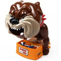 Bad Dog Game Beware Of The Dog Running Man Games [Coklat]