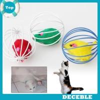 [Deble] Pet Cat Lovely Kitten Gift Funny Play Toys Mouse Ball Brand