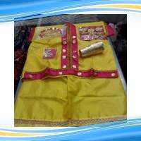 Baju bodo + aksesoris TK - SD // baju adat sulawesi // baju makassar /