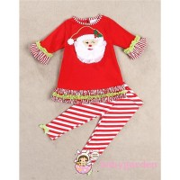 Kostum Natal Santa Claus untuk Anak Laki-laki / Perempuan