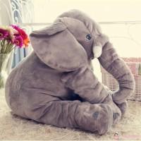 Aiaifashion Boneka Plush Stuffed Bentuk Gajah Ukuran Kecil