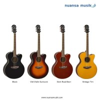 Yamaha CPX 600 Acoustic Electric Guitar