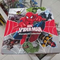 buku koleksi spiderman storybook collection hardcover