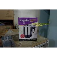 Teko Listrik / Mug Pemanas Air / Coffee Maker 15 Cm Nagako