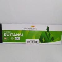 BUKU KWITANSI PAPERLINE 40T (Tanggung/ Sedang)