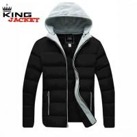 jaket mantel/jaket musim dingin pria