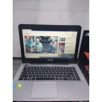 Laptop Asus X455LF Core i5 Ram 4GB VGA Nvidia 930MX-2GB Second