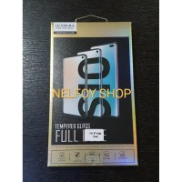 tempered glass anti gores samsung s7 edge full curved
