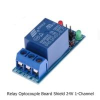 Relay Optocouple Board Shield 24V 1-Channel