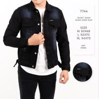 Jaket Jeans Pria Premium Quality
