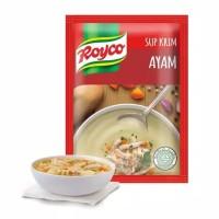 Royco Sup Krim Ayam (Chicken Cream Soup) Sup Instan