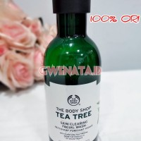 Jual The Body Shop Tea Tree Murah Harga Terbaru 2020