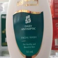 phisohex facial wash sabun muka 50ml