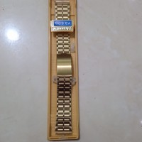 tali jam gold lug 18mm