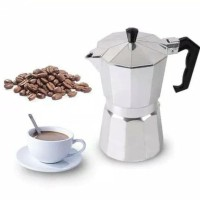 PRODUK TERBAIK TEKO KOPI MANUAL 150 ML EKSPRESO POT COFFE MAKER 3 CUP