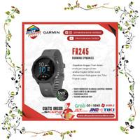 Garmin Forerunner 245 Black Slate GPS Running Watch With Wrist Heart