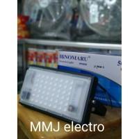 Promo Lampu Sorot Led- Flood Light Hinomaru 50w-Putih Diskon