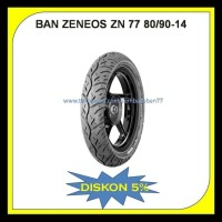 Big Sale Ban Motor Matic Zeneos Zn 77 80/90-14