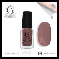 Madame Gie Nail Shell Peel Off Skin Series (Satuan)