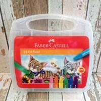 [DAVIS] Crayon Faber Castell Hexa Cat 18w