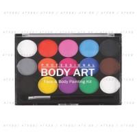 Body Art Face & Body Painting Kit