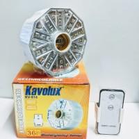 lampu remote / remote emergency XRB TG-635-R 35 Led 35led = 30 + 5