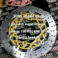 Disc PSM piringan cakram depan Ninja 150 RR ninja 150RR