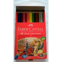 Pensil Warna Faber Castel 48