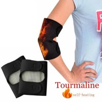 ELBOW Tourmaline Magnetic Heating Belt Wrap Arm Band Terapi Siku