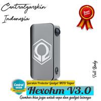 (Centralgarskin) Garskin Hexohm V3 transparan