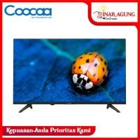 COOCAA 32TB1000 LED TV 32 INCH HDR Garansi Panel 3Th New 2019