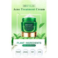 BREYLEE Acne Treatment Cream Anti Acne Pimple Removal Spots Oil