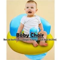 Munchkin inflatable savety tub / Sofa duduk bayi balita Anak