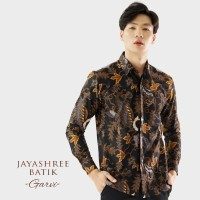 Jayashree Batik Regfit Garvi Long Sleeve