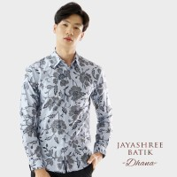 Jayashree Batik Slimfit Dhana Long Sleeve