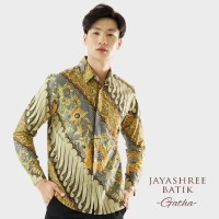 Jayashree Batik Regfit Gatha Long Sleeve