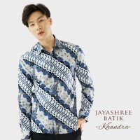 Jayashree Batik Slimfit Khandra Long Sleeve