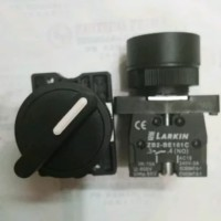 Selector switch larkin LB2-ED21 ON-OFF 2 posisi