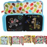 Mainan Anak Erasable Book / Buku Gambar Mainan Anak Tulis Hapus